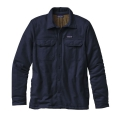 Navy Blue - Patagonia - Men's Insulated Fjord Flannel Jacket