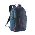 Smolder Blue w/Glass Blue - Patagonia - Refugio Pack 28L