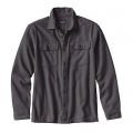 Forge Grey - Patagonia - Men's L/S Fjord Flannel Shirt