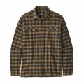 Castroville: Ink Black - Patagonia - Men's L/S Fjord Flannel Shirt