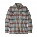 Defender: Feather Grey - Patagonia - Men's L/S Fjord Flannel Shirt