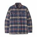 Defender: New Navy - Patagonia - Men's L/S Fjord Flannel Shirt