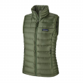 Camp Green - Patagonia - Women's Down Sweater Vest