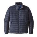 Navy Blue w/Navy Blue - Patagonia - Men's Down Sweater