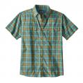 Underway: Hemlock Green - Patagonia - Men's El Ray Shirt