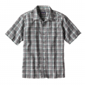Fluke: Feather Grey - Patagonia - Men's Puckerware Shirt