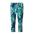 Rivermouth: Andes Blue - Patagonia - Women's Centered Crops