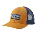 Ysidro Yellow - Patagonia - P-6 Logo Trucker Hat