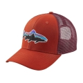 Roots Red - Patagonia - Fitz Roy Trout Trucker Hat