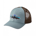Cadet Blue - Patagonia - Fitz Roy Trout Trucker Hat