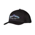 Black - Patagonia - Fitz Roy Trout Trucker Hat