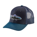 Navy Blue - Patagonia - Fitz Roy Trout Trucker Hat