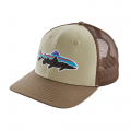 Weathered Stone - Patagonia - Fitz Roy Trout Trucker Hat