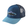 Glass Blue - Patagonia - Fitz Roy Trout Trucker Hat