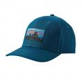 Big Sur Blue - Patagonia - '73 Logo Roger That Hat
