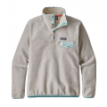 Oatmeal Heather - Patagonia - Women's LW Synch Snap-T P/O