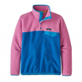 Marble Pink - Patagonia - Women's Lightweight Synch Snap-T Pullover