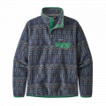 Wild Roots: New Navy - Patagonia - Women's LW Synch Snap-T P/O