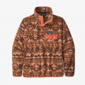 Mangrove: Henna Brown - Patagonia - Women's LW Synch Snap-T P/O