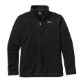 Black - Patagonia - Men's Better Sweater 1/4 Zip