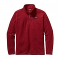 Classic Red - Patagonia - Men's Better Sweater 1/4 Zip