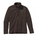 Dark Walnut - Patagonia - Men's Better Sweater 1/4 Zip