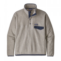 Oatmeal Heather - Patagonia - Men's LW Synch Snap-T P/O