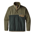 Industrial Green - Patagonia - Men's LW Synch Snap-T Pullover