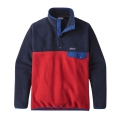 Classic Red - Patagonia - Men's LW Synch Snap-T P/O