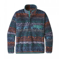 Tradewinds Big: Stone Blue - Patagonia - Men's LW Synch Snap-T P/O