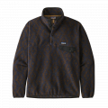 Field Geo Small: New Navy - Patagonia - Men's LW Synch Snap-T P/O