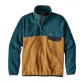 Oaks Brown - Patagonia - Men's LW Synch Snap-T Pullover