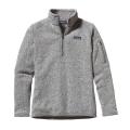 Birch White - Patagonia - Women's Better Sweater 1/4 Zip