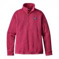 Craft Pink - Patagonia - Women's Better Sweater 1/4 Zip