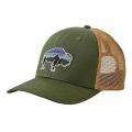 Buffalo Green - Patagonia - Fitz Roy Bison Trucker Hat