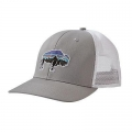 Drifter Grey - Patagonia - Fitz Roy Bison Trucker Hat