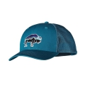 Underwater Blue - Patagonia - Fitz Roy Bison Trucker Hat