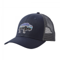 Navy Blue - Patagonia - Fitz Roy Bison Trucker Hat