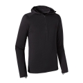 Black - Patagonia - Men's Cap TW Zip Neck Hoody