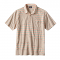 Sets Small: Toasted White - Patagonia - Men's Squeaky Clean Polo