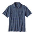 Sets Small: Superior Blue - Patagonia - Men's Squeaky Clean Polo