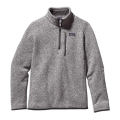 Stonewash - Patagonia - Boys' Better Sweater 1/4 Zip