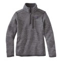 Nickel - Patagonia - Boys' Better Sweater 1/4 Zip