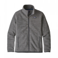 Nickel - Patagonia - Boys' Better Sweater Jacket