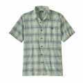 Coop: Thistle Green - Patagonia - Men's A/C Shirt