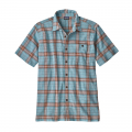 Arthur: Dam Blue - Patagonia - Men's A/C Shirt