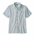 Perch: Dam Blue - Patagonia - Men's A/C Shirt