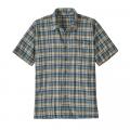 Fallow: Stone Blue - Patagonia - Men's A/C Shirt