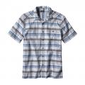 Abyss: White - Patagonia - Men's A/C Shirt