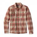 Costa: Hemlock Green - Patagonia - Men's L/S Steersman Shirt